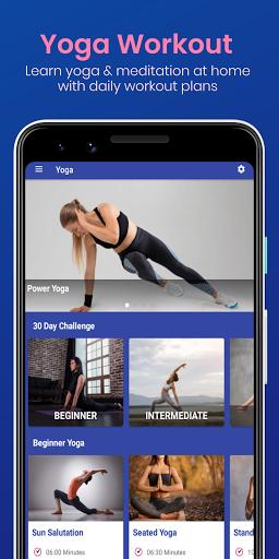 Download APK: Yoga Workout – Yoga & Meditation for Daily Fitness v1.0.0O [Premium]