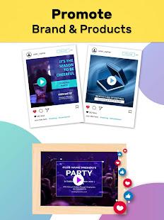 Social Media Post Maker - Make Social Videos 28.0 Screenshots 23