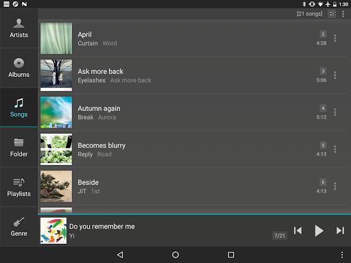 jetAudio HD Music Player  Screenshots 9