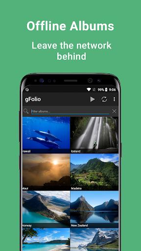 Download APK: gFolio – Photo Gallery, Uploader, and Slideshows v3.1.1 [Paid]