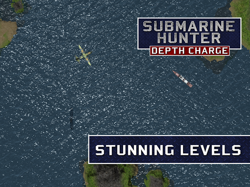 Submarine Hunter Depth Charge screenshots 8