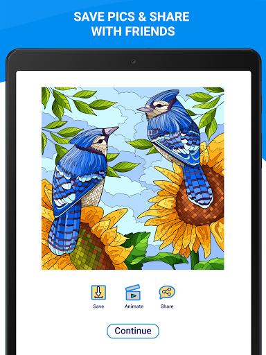Happy Canvasu2122 - Color by Number Book 2.1.2 screenshots 17