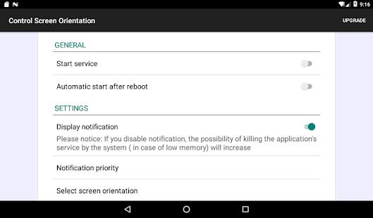 control screen rotation 3.0.2 Screenshots 6