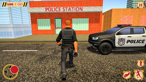 POLICE CRIME SIMULATOR: SUPERHERO GANGSTER KILL apkpoly screenshots 11