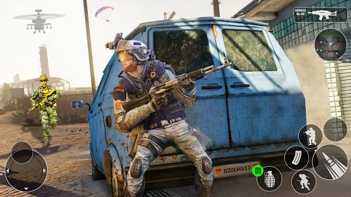 Modern Gun Strike OPS 2021 - FPS Shooting Games 1.0.15 screenshots 2