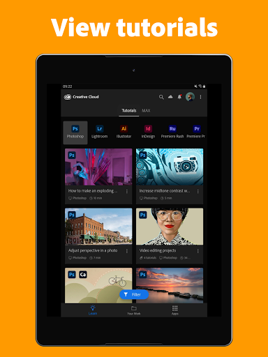 Adobe Creative Cloud 5.2.0 Screenshots 9