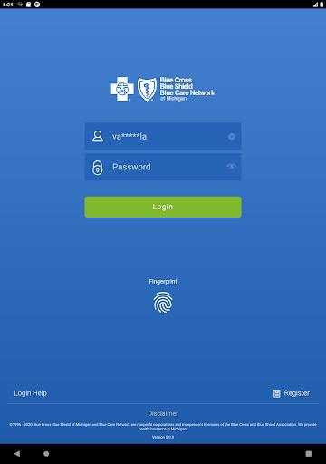 BCBSM modavailable screenshots 6
