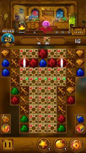 Secret Magic Story: Jewel Match 3 Puzzle 1.0.5 screenshots 5