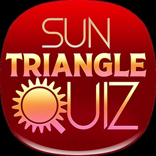 Sun Triangle Quiz Game