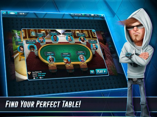 HD Poker: Texas Holdem Online Casino Games apkslow screenshots 17