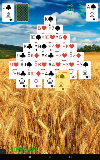 Pyramid Solitaire  screenshots 11