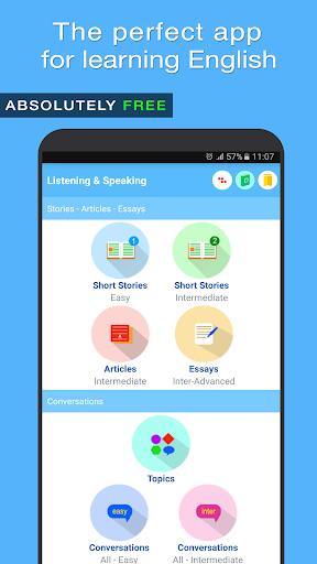 English Listening and Speaking 9.48 Screenshots 1