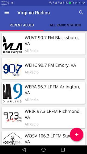 Virginia All Radio Stations screenshots 1