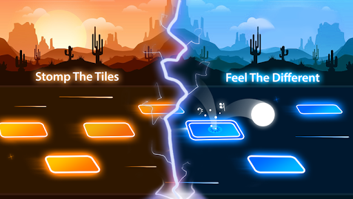 Magic Tiles Hop Forever EDM Rush! 3D Music Game  Screenshots 5