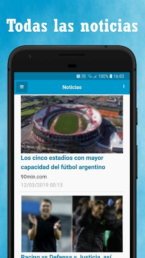 somos racing - noticias de racing club screenshot 1
