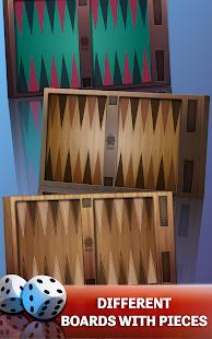 Backgammon - Offline Free Board Games 1.0.1 Screenshots 16