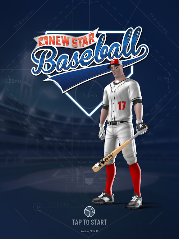New Star Baseball  poster 5