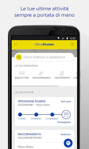 Ufficio Postale android2mod screenshots 5