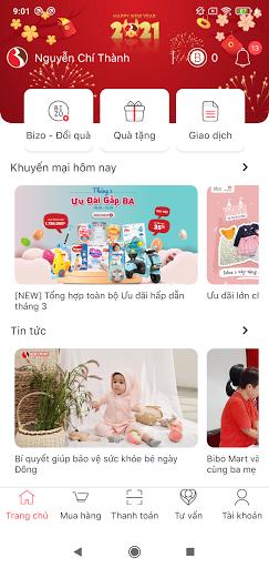 BiboMart Screenshot 1