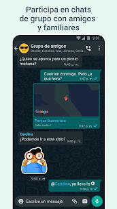 WhatsApp Estilo Iphone para Android 4