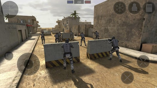 Zombie Combat Simulator Full Hileli Modlu Apk İndir 4