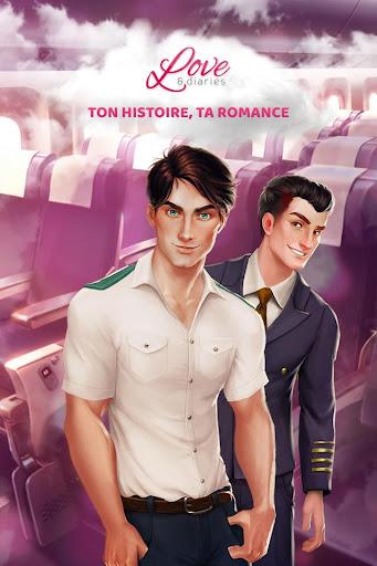 Code Triche Love & Diaries: Aaron (Aventure romantique) (Astuce) APK MOD screenshots 1