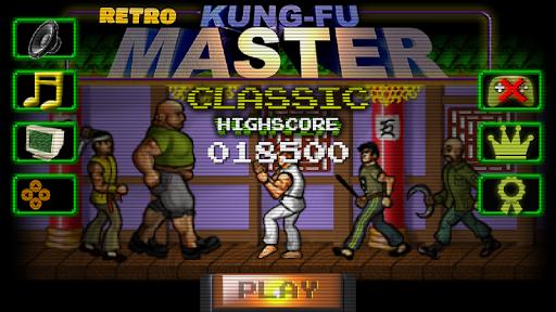 Retro Kung Fu Master Arcade Latest screenshots 1
