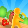 Crazy Farmer game apk icon