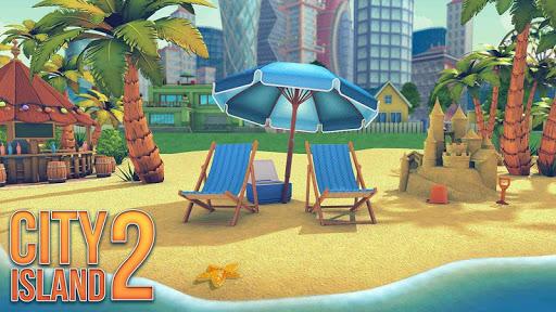 City Island 2 - Building Story (Offline sim game) APK MOD (Astuce) screenshots 1