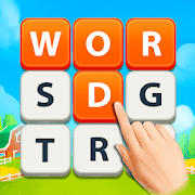 Word String Puzzle Game - Best Free Word Games