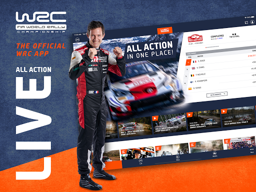 WRC u2013 The Official App apktram screenshots 11