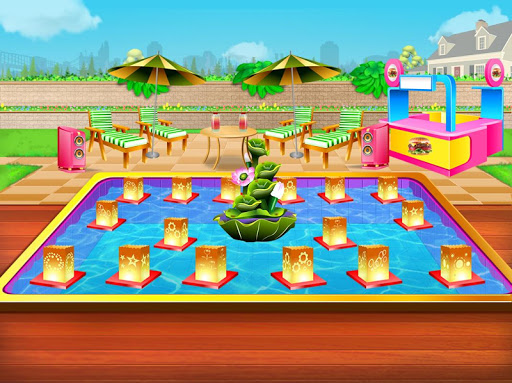 Summer Girl - Fun Pool Party  screenshots 5