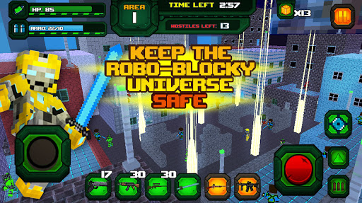 Rescue Robots Sniper Survival 1.101 screenshots 4