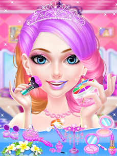 Pink Princess  Makeover For Pc | How To Download  (Windows/mac) 2