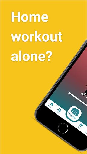 Push Up Game | Push up for Beginners screenshot 1