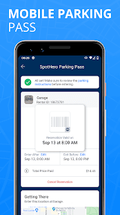 SpotHero - Find Parking Screenshot