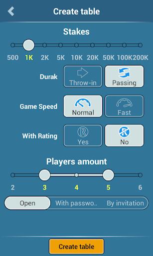 Durak Online HD  screenshots 6
