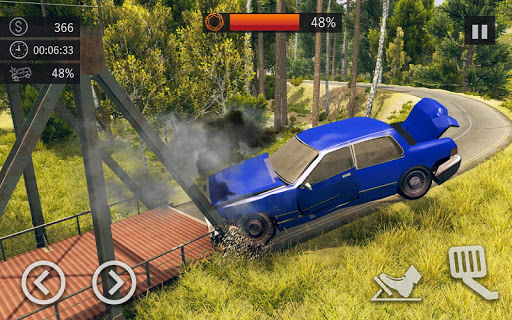 Offroad Car Crash Simulator: Beam Drive 1.1 Screenshots 2