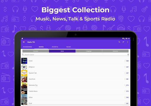 Radio FM 14.0.7 Screenshots 10