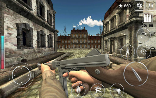 Call Of Courage : WW2 FPS Action Game 1.0.13 screenshots 21