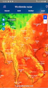 Weather Radar – Windy, rain radar & storm radar 1