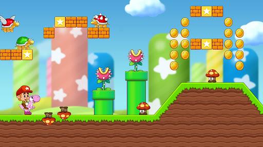 Super Bobby's Adventure - Classic Run & Jump Game 1.2.8.185 screenshots 1