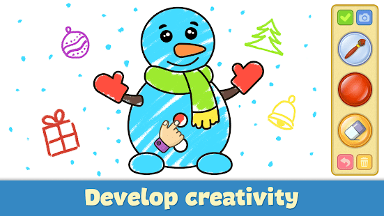 Coloring and drawing for kids 3.111 Screenshots 3
