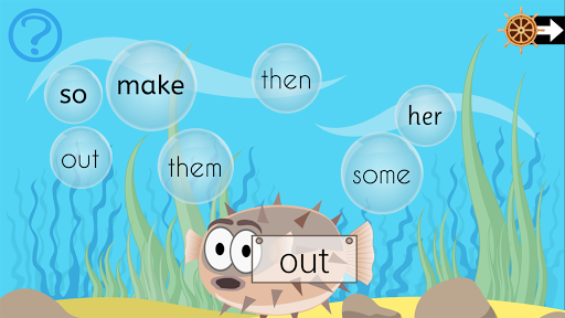 ParrotFish - Sight Words Reading Games painmod.com screenshots 3