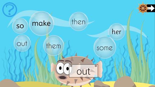 ParrotFish - Sight Words Reading Games painmod.com screenshots 3