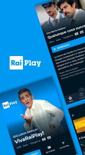 RaiPlay 3.0.17 screenshots 1