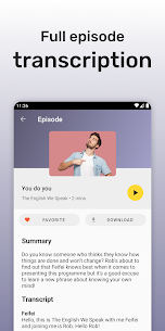 EnLearn Premium APK: English podcasts for beginners 2