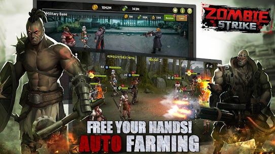 Zombie Strike : Last War of Idle Battle (AFK RPG) 5