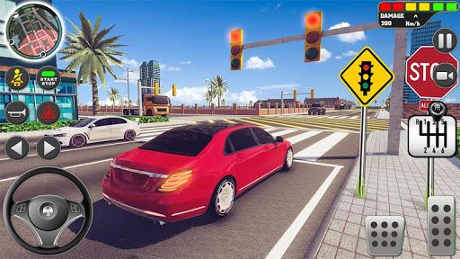 City Driving School Simulator: 3D Car Parking 2019 apkpoly screenshots 4