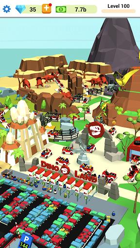 Idle Dino Park  screenshots 1